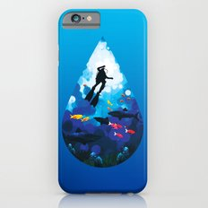 Diver of the Blue Slim Case iPhone 6s