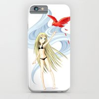 iPhone & iPod Case featuring Flow by Freeminds