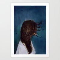 Acquiescence Art Print