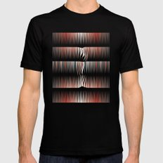 Id II Mens Fitted Tee Black SMALL
