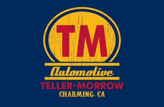 Teller-Morrow Art Print