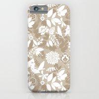 Rising spring - Nude iPhone 6 Slim Case