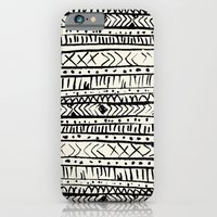 iPhone & iPod Case featuring Doodle Stripe by Crystal ★ Walen