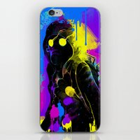 Paint Riot iPhone & iPod Skin