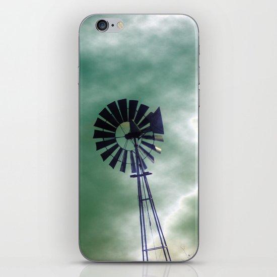Blown Away iPhone & iPod Skin