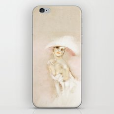 I am a lady iPhone & iPod Skin