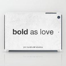 Bold iPad Case