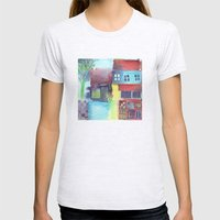 The Fruit And Veg Shop Womens Fitted Tee Ash Grey SMALL