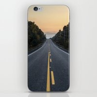 Journey Home iPhone & iPod Skin