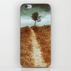 Tree On The Way iPhone & iPod Skin