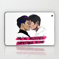 You've unlocked something on me. Laptop & iPad Skin