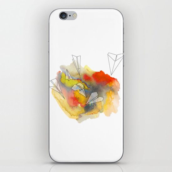 Sunplanes iPhone & iPod Skin