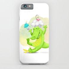 Slippery gator Slim Case iPhone 6s