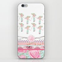 A Pocket Full of Shabby Chic iPhone & iPod Skin