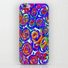 Pollocking iPhone & iPod Skin