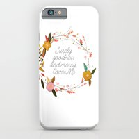 iPhone & iPod Case featuring Psalm 23 by Tiffany Jones