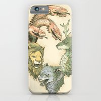 Fight For The Throne iPhone 6 Slim Case