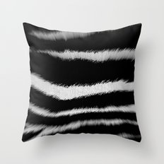 Safari in my mind Throw Pillow
