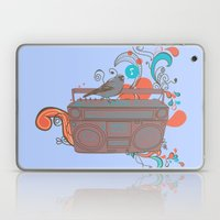 Retro Music Laptop & iPad Skin