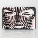 Badwood 3D Ski Mask iPad Case