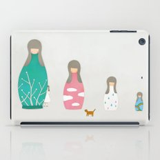 Matryoshka iPad Case