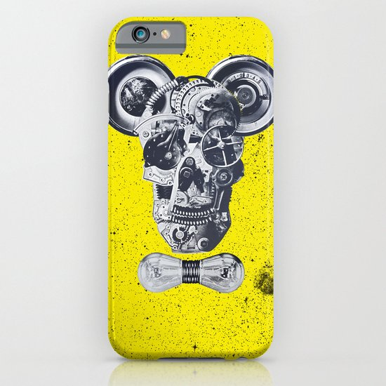 mechanics iPhone & iPod Case