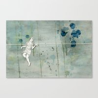 Numbers: 55372 Canvas Print