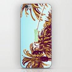 Cali Dreamin' iPhone & iPod Skin