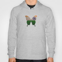 India Butterfly Hoody