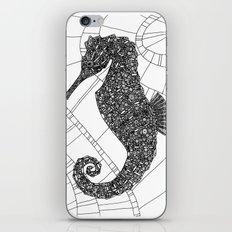 Sea Horsie iPhone & iPod Skin