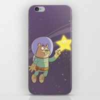 Star Shine iPhone & iPod Skin