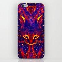 Atziluth-Sir Parker iPhone & iPod Skin