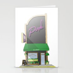 florist Stationery Cards