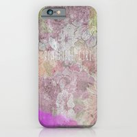 iPhone & iPod Case featuring BEAUTIFUL GIRL by IamDesigner