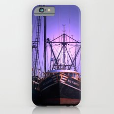 Fishing Boat in the Morning iPhone 6 Slim Case