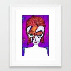 Fridaneska Stardust Framed Art Print
