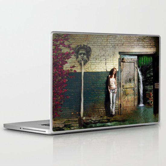 Fullcircle Laptop & iPad Skin