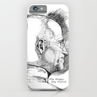 Stay Hungry, Stay Foolish. Steve Jobs 1955–2011 iPhone 6 Slim Case