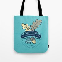 We Don't Know How To Sto… Tote Bag
