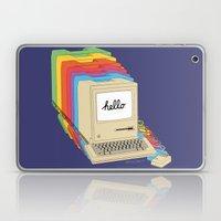 Macintosh Cascade Laptop & iPad Skin