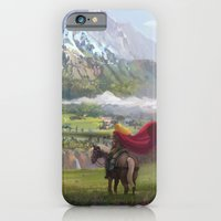iPhone & iPod Case featuring EPic vista  by Tyler Edlin Art