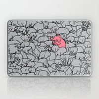 Word 2 the Herd v1 Laptop & iPad Skin