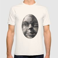 Johnny Mannequin Mens Fitted Tee Natural SMALL