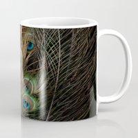 Peacock #1 Mug
