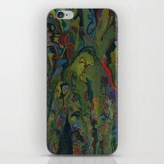 Flight of the Shaman iPhone & iPod Skin