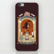 The Moving Circus iPhone & iPod Skin