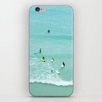 Surfing Vintage. Summer … iPhone & iPod Skin