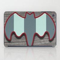 Arctic Bat iPad Case