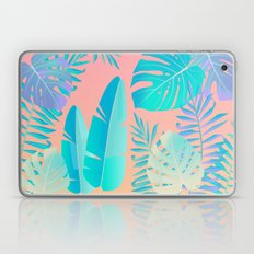 Tropics ( monstera and banana leaf pattern ) Laptop & iPad Skin