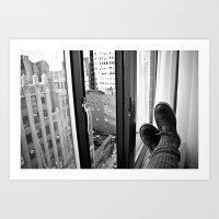 New York New York Art Print